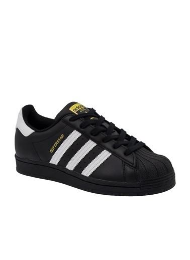 adidas Adidas Çocuk Günlük Spor Ayakkabı Superstar J Ef5398 Siyah